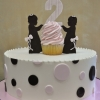 2-year-old-twins-birthday-cake-silhouettes-frosting-cupcake-531x800