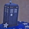 the-tardis-cake, Sweet cheeks, Dr. Who