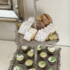 grey-polka-dot-cookies-green-mini-cupcakes-sweet-cheeks-baking