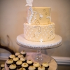 ivory-gold-white-2-tier-cake-with-butterflies-minis-sweet-cheeks-baking