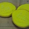 lemon-shaped-cookies