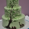 light-green-safari-love-cake
