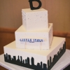 san-diego-skyline-with-little-italy-sign-wedding-cake-by-sweet-cheeks-walter-wilson-studios