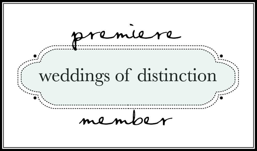 Premier Weddings of Distinction Member