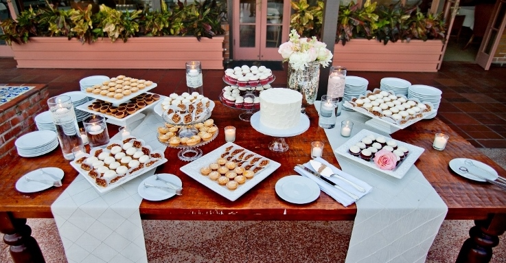 mini dessert buffet, Sweet Cheeks Baking, TRUE Photo (1024x613) (740x443)