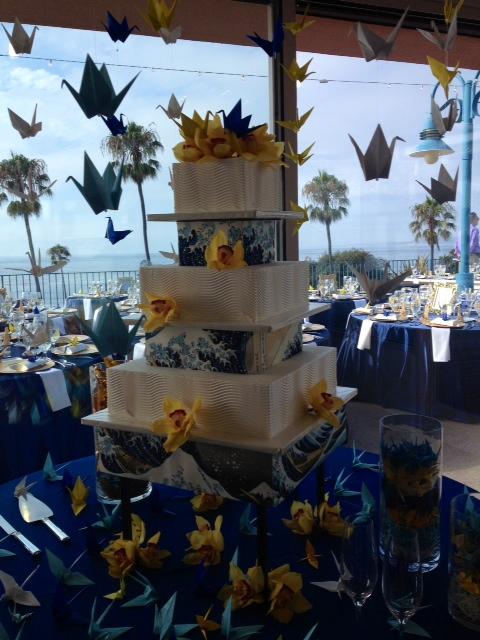 Wedding in La Jolla Cove