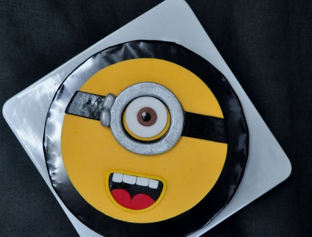 Despicable Me cake, Sweet Cheeks Baking co.