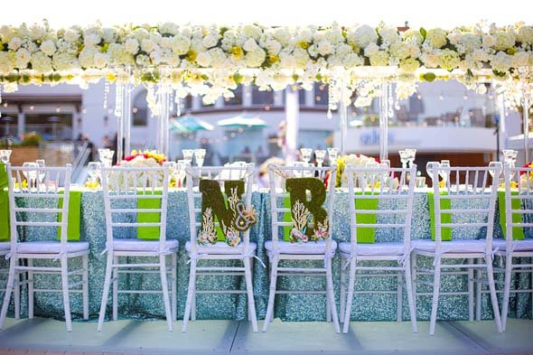 Table Design - GO Wedding Feature