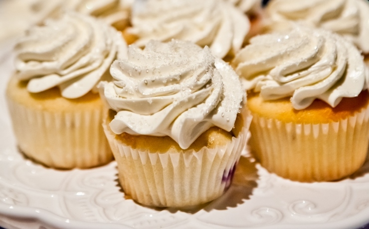 cupcakes for website, TRUE Photography