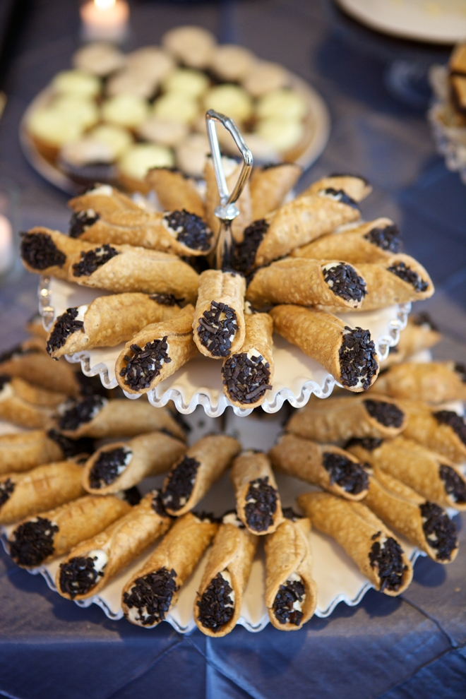 Italian Pastry Inspiration!  Desserts & Wine of La Dolce Vita..
