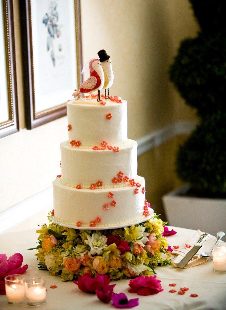 Bauman Photography Katherine's cake