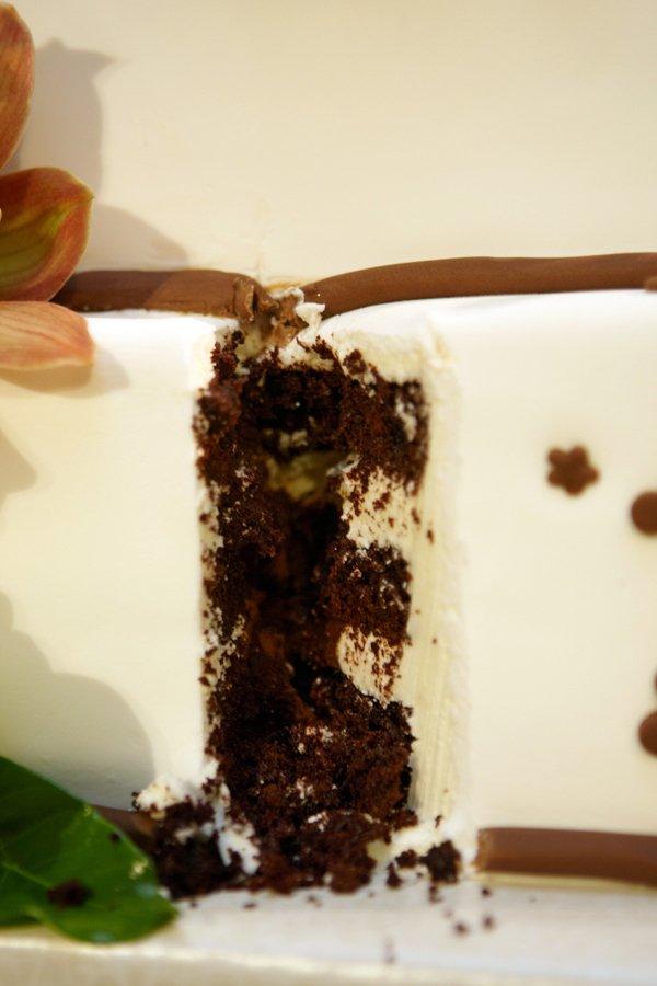 Paul Barnett Photo, chocolate cake slice