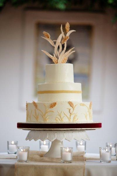 wheat farmers cake