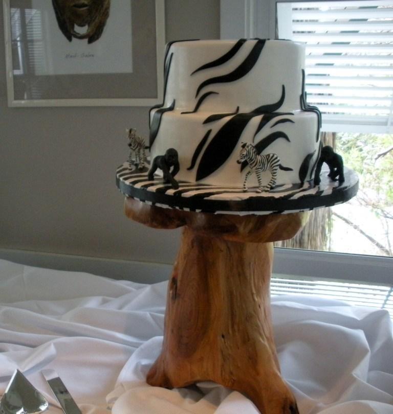 zebra cake, Safari Park
