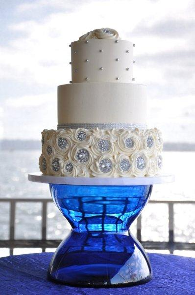 brooch-cake, Star of the Sea
