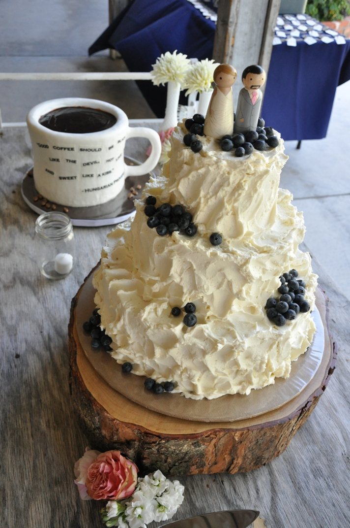 fluffy butter cream, coffee-cakes