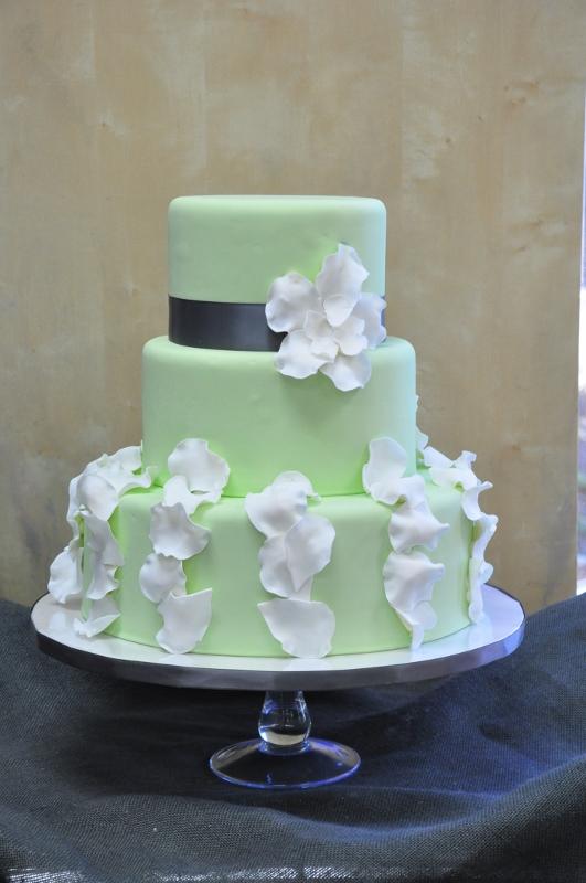 light-green-cake-with-white-dress-ruffle-531x800