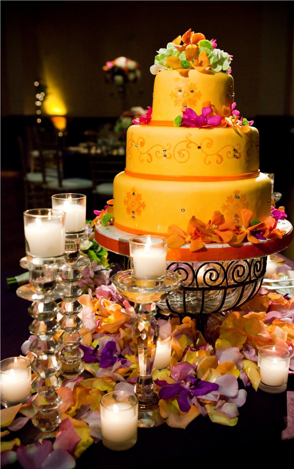 Orange cake, Anais