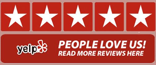 Yelp Badge People Love Us