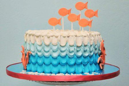 The dating game bachelor theme cake