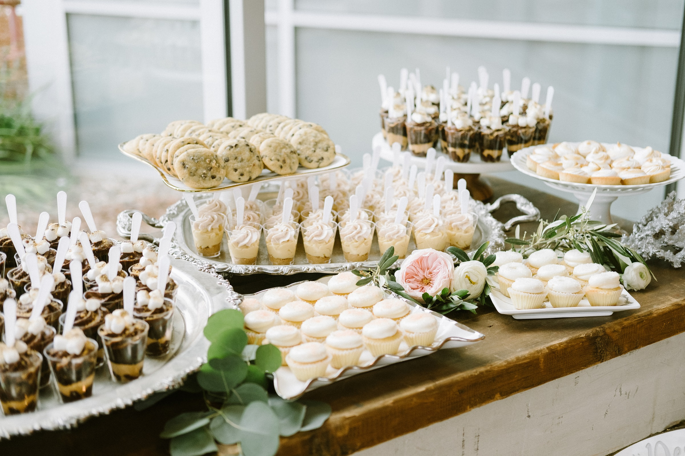 Mini Desserts, Dessert Buffets, Cookies San Diego | Sweet Cheeks ...