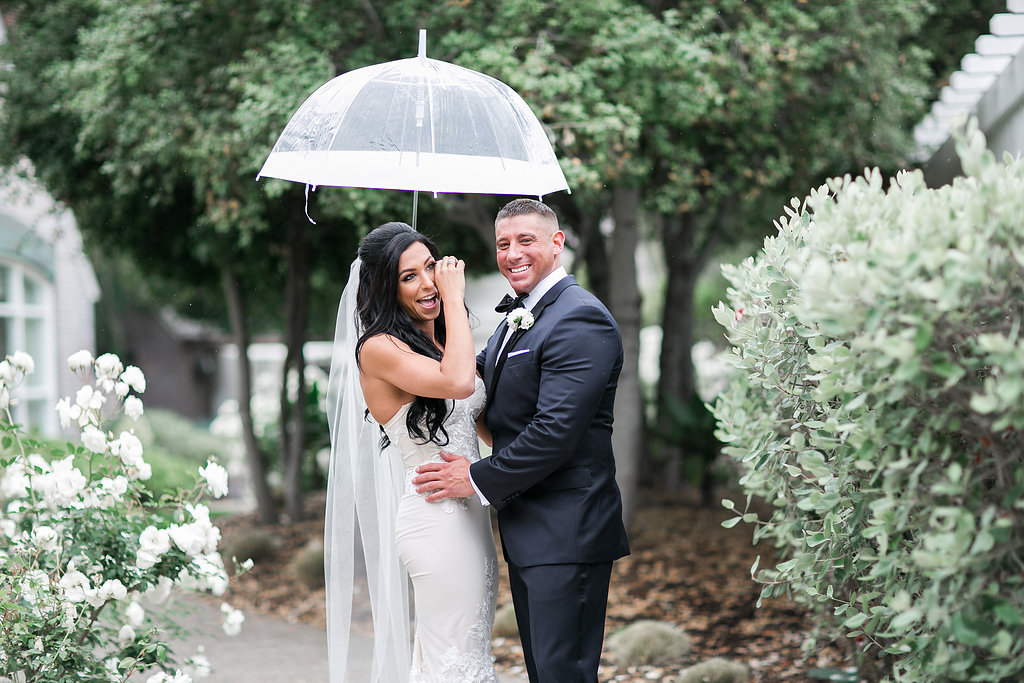 The Support Teams Shined at This Perfect Wedding at L'Auberge Del Mar