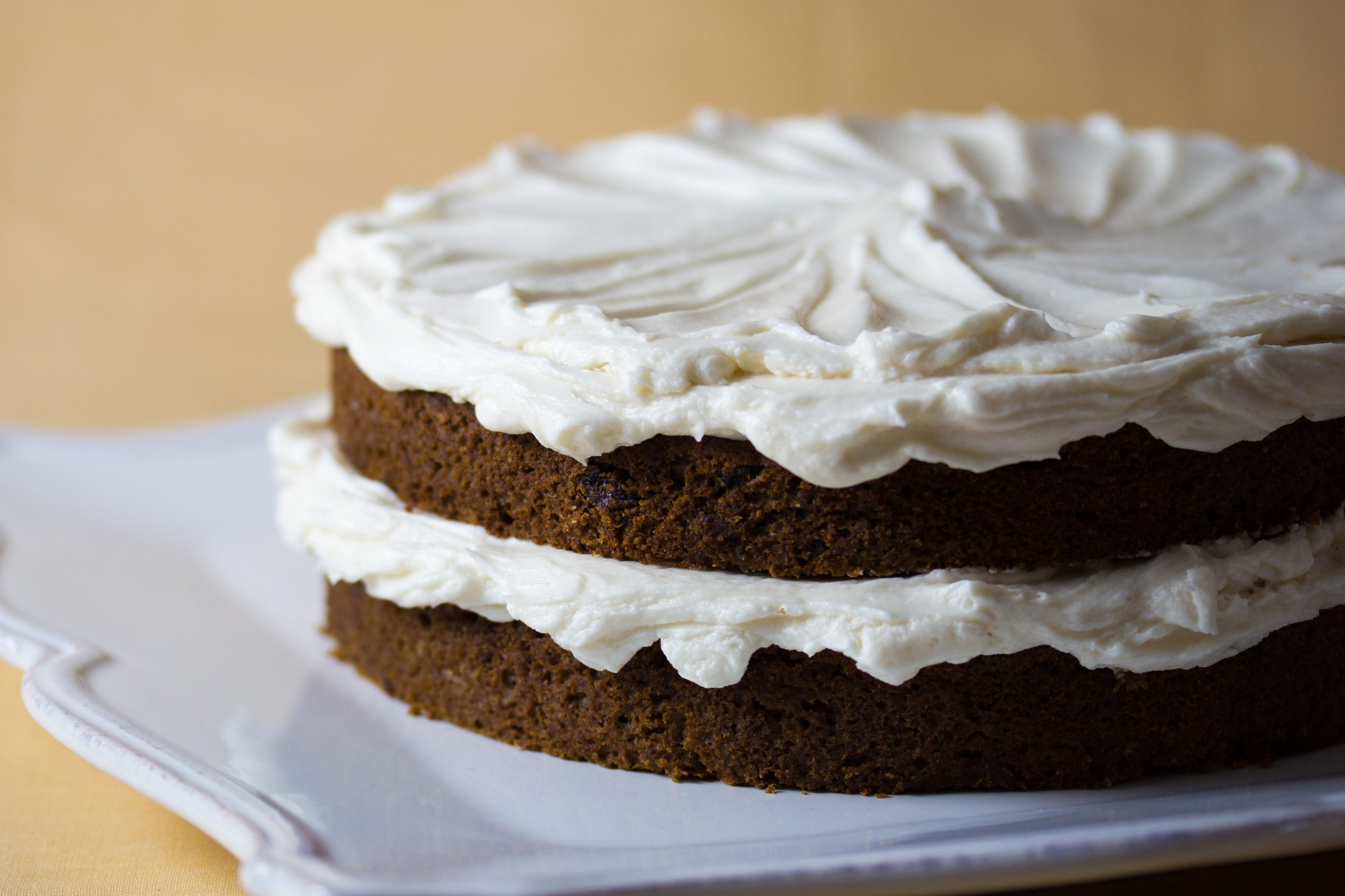 Recipe – Spiced Cream Cheese Frosting