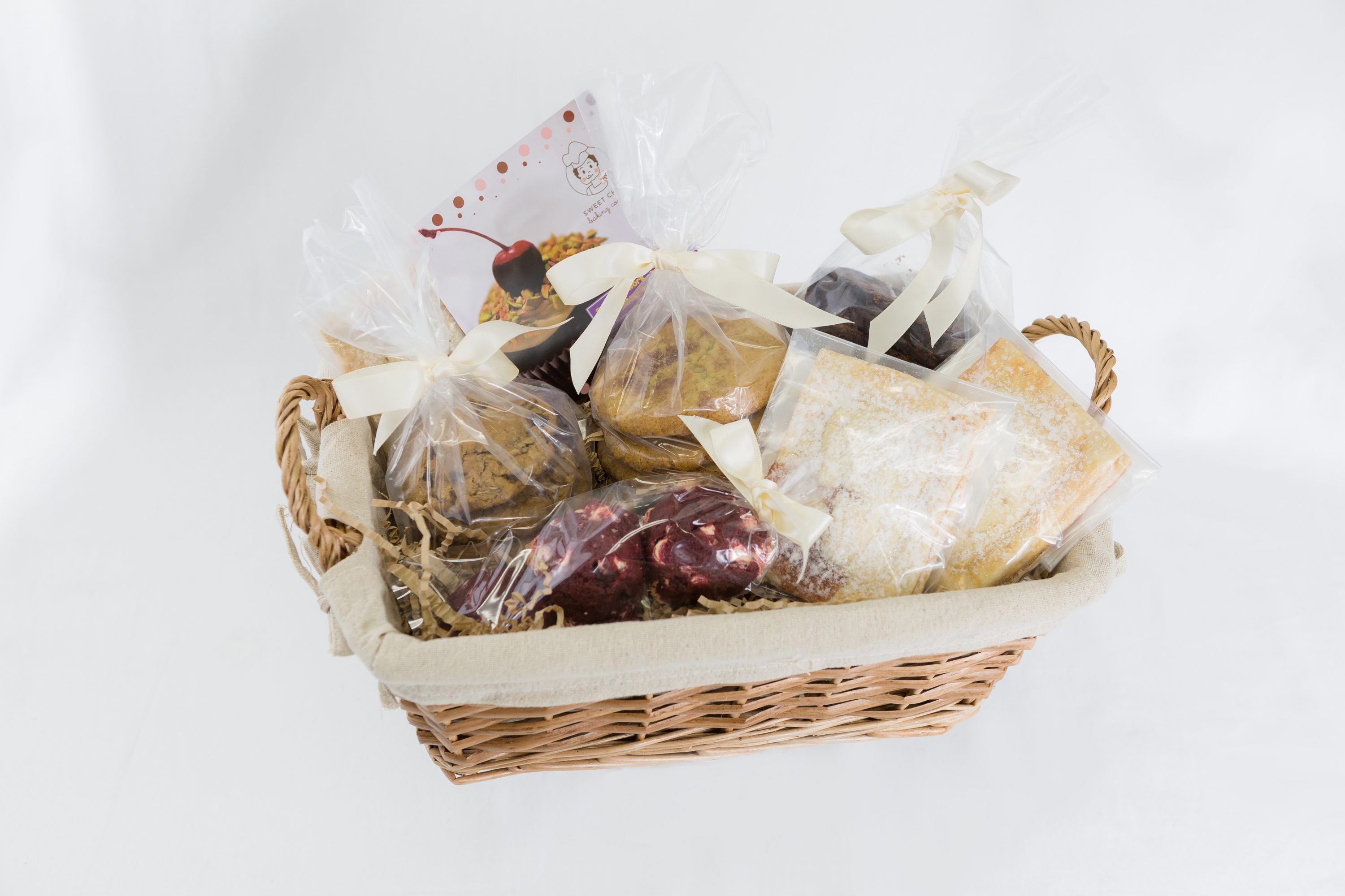 Holiday Gift Baskets & Garments