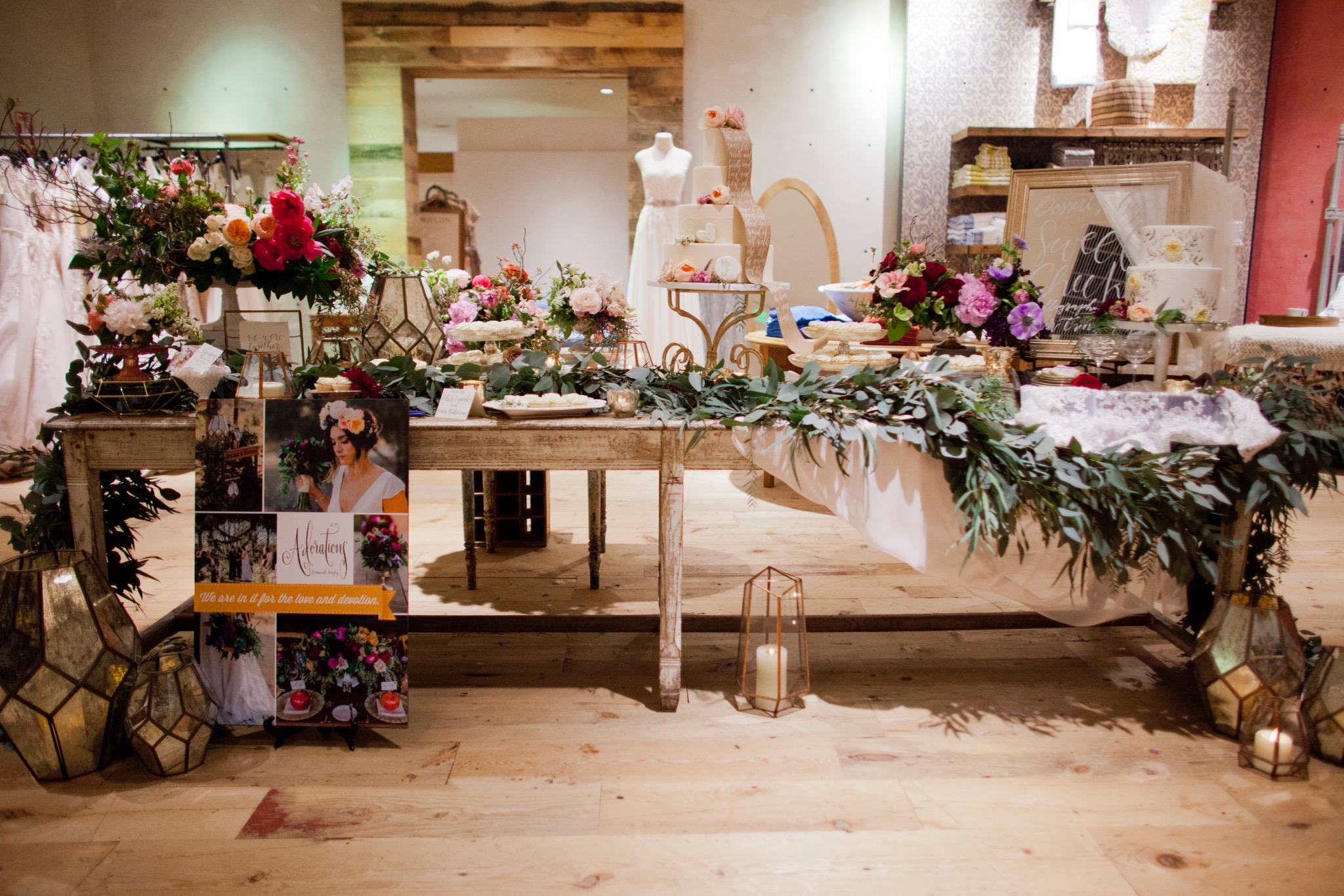 Style Met Sweet at BHLDN's Pop-up at Anthropologie in UTC
