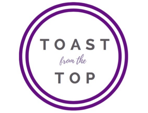 Showcasing for Toast from the Top Event
