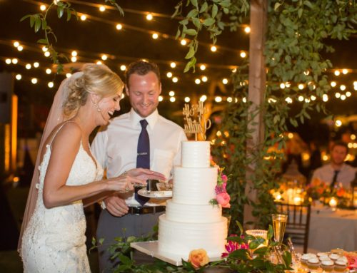 Jenna & Chris's Rancho Valencia Wedding