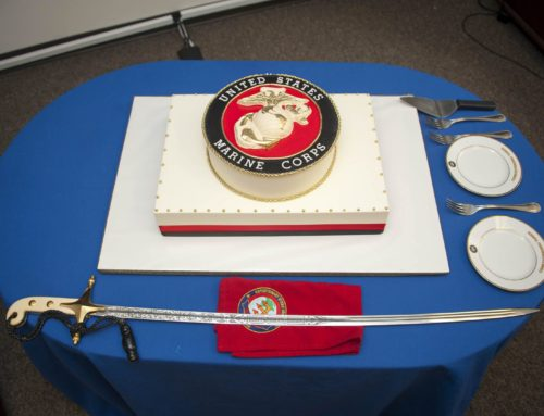 Happy 243rd Birthday to the Marine Corps Ball!
