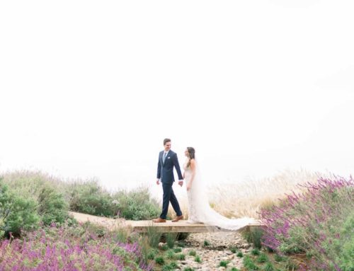 Jessie + Ian's Incredible La Jolla Cliffside Estate Wedding