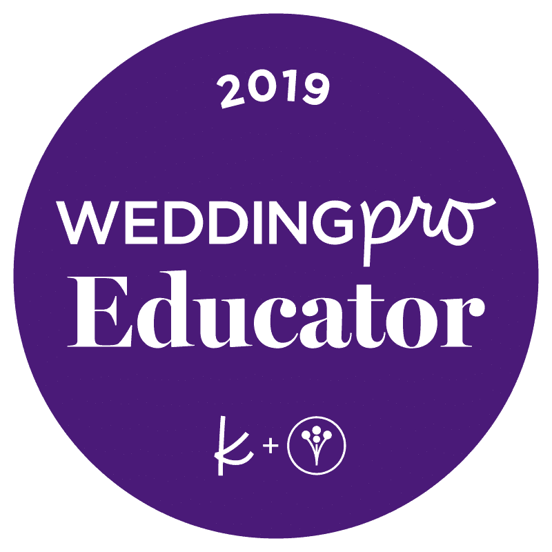 WeddingPro Educator 2019