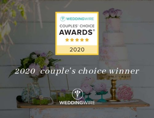 Sweet Cheeks Wins Wedding Wire's Couples' Choice Award 2020