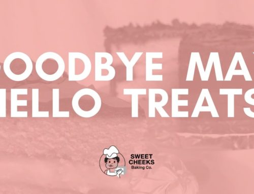 Goodbye May, Hello Special Treats!