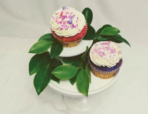 Weekly Special: Strawberry Cupcakes Forever!